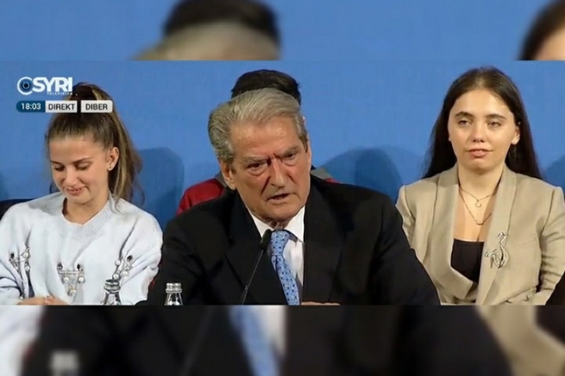 Berisha:Pritje e zjarrtë në Dibër, mirënjohje për demokratët