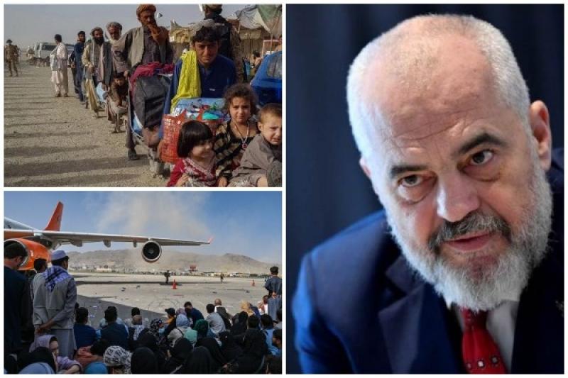 Rama e quan presidentin Macron 'gënjeshtar', BE-në 'turp' dhe pranon se afganët do rrinë këtu