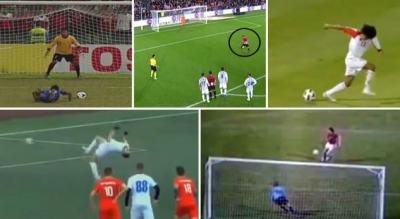 11 mënyrat më të çuditshme për të shënuar nga pika e penalltisë