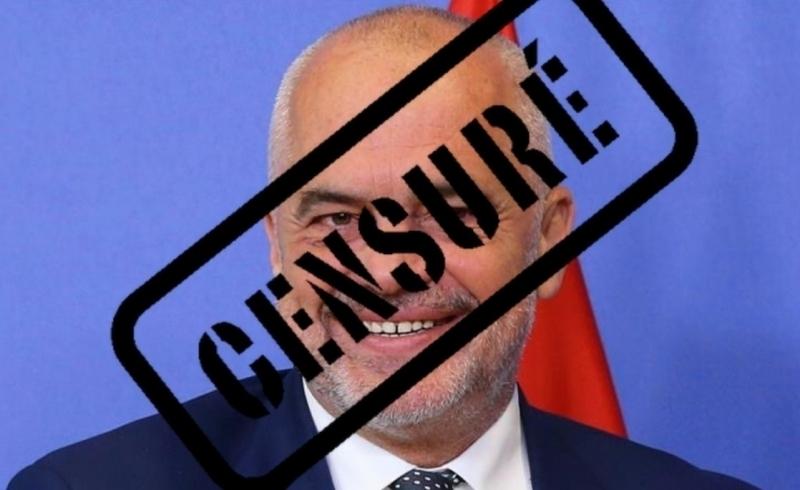 """Edhe Këshilli i Europës kundër Ramës: Paketa e re e ligjit """"Anti-shpifje"""" kërcënon lirinë e medias online!"""