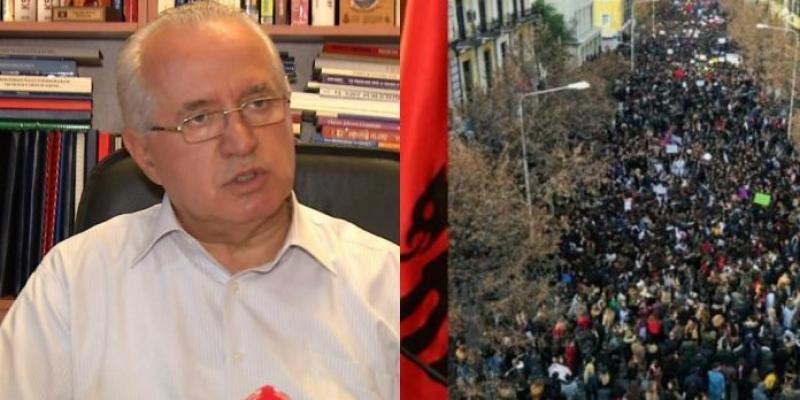 Prof. Lisen Bashkurti: Ja përse duhet të protestojmë me 2 Mars