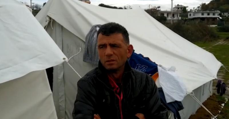 Tërmeti/ PD publikon videon, denoncimi i banorëve të Durrësit: Bashkia na nxori nga çadrat për…
