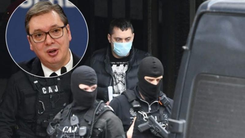 """""""Në emër të gjeopolitikës, Evropa ka mbyllur sytë"""", """"Le Monde"""" shkrim për presidentin serb dhe atë malazez: Lidhjet e Vuçiçit me grupet kriminale në Serbi"""