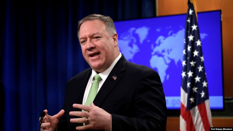 SHBA-ja vendos sanksione shtesë ndaj Iranit