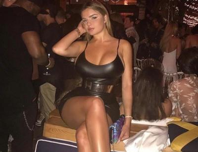 Anastasia Kvitko provokon fansat me foto hot