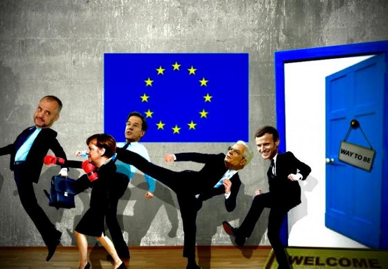 *Ne Europe nuk ka vend per vrasesit e vlerave demokratike*