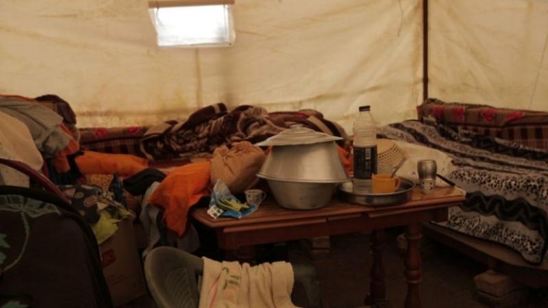 Banesën ia shkatërroi tërmeti, denoncimi i familjes Shota në Bilaj të Krujës: Për ne s'ka natë, jetojmë mes shiut në çadër. Bonusi i qirasë nuk vlen…