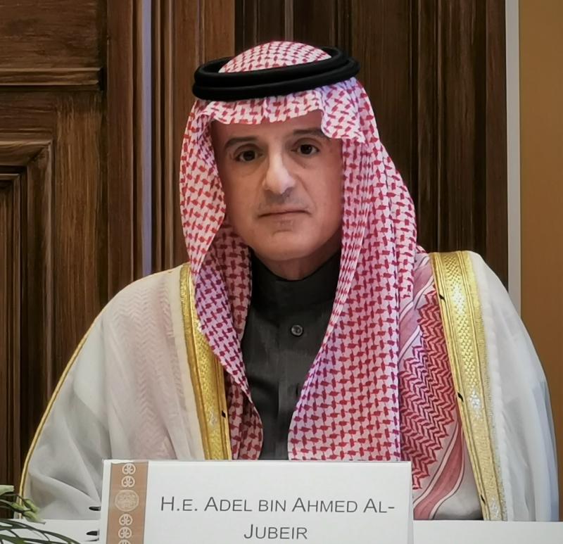 *Ministri i Jashtem i Arabise Saudite i pergjigjet deklaratave absurde te Iranit*