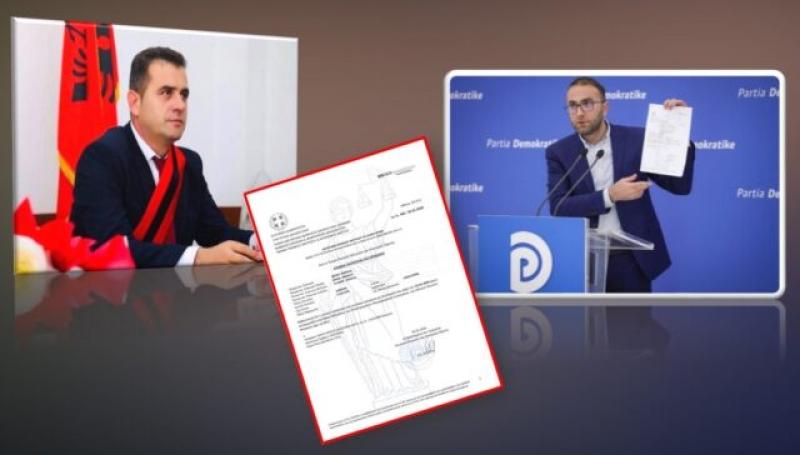 PD kallëzon në SPAK Kryebashkiakun e Mallakastrës