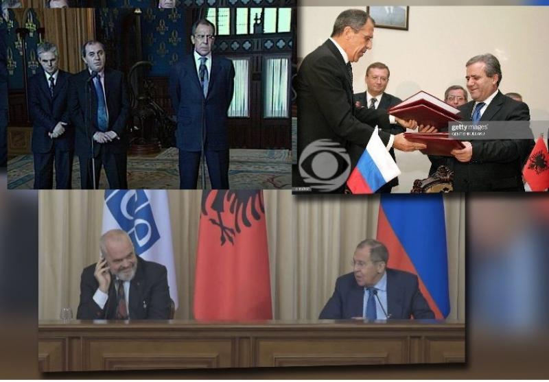 Rama: Jam i pari që nga koha a Stalinit, Ministri Lavrov: Kam takuar Kastriot Islamin para teje!