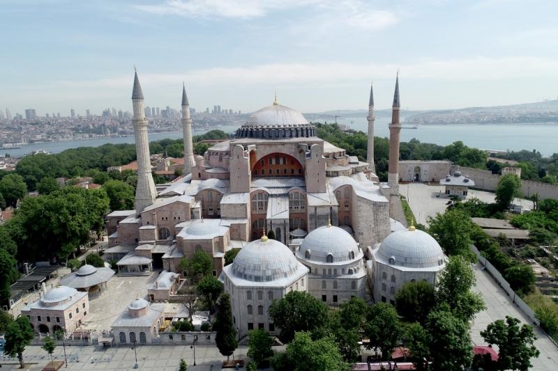 Këshilli Botëror i Kishave thirrje Erdoganit të tërheqë vendimin për Aja Sofian'