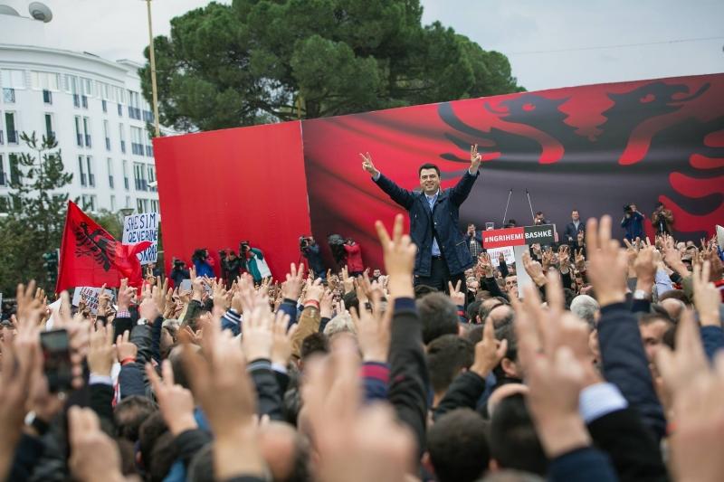 Nga zgjedhjet brenda partisë, deri tek rrëzimi i Edi Ramës/ Fjala e plotë e Lulzim Bashës