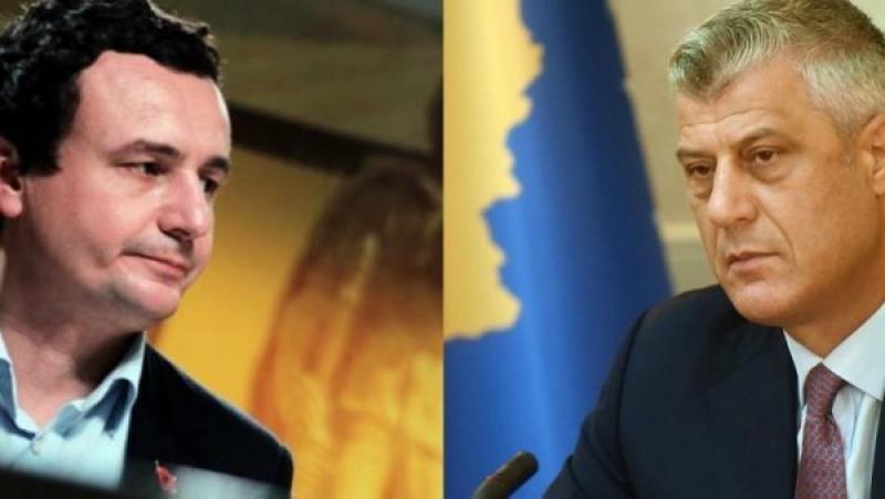 Kurti nuk i shkon në zyrë, Thaçi e dekreton si Kryeminister dhe i nis shkresën Kuvendit