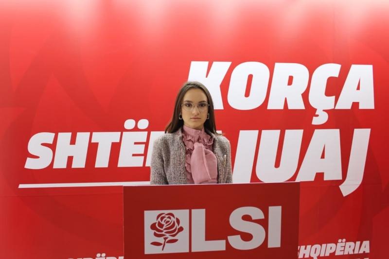 Koordinatore e Studentëve LSI Korçë, Ismeralda Seidolli: Vëmendja e Bashkisë te klientelizmi, ka lënë në mëshirë të fatit familjet në nevojë