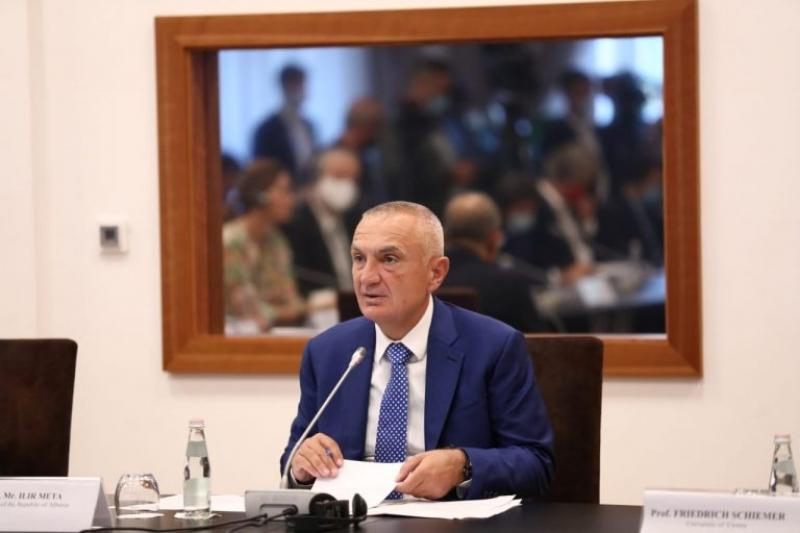 ''Së bashku do t'ia dalim'', Meta falënderon ambasadorët e BE: Mirënjohje vendeve mike për ndihmën bujare për Shqipërinë ndaj COVID-19