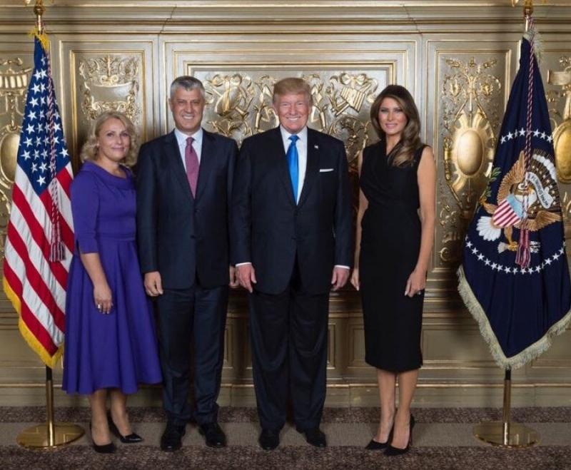 Letra/Trump i shkruan Thaçit për marrëveshjen me Serbinë