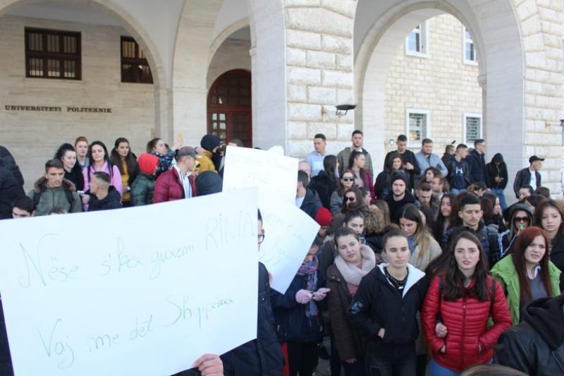'Ne do të protestojmë se kërkesat tona u injoruan', Rezistenca Rinore: Qorri proteston kur i jep leje Erion Veliaj