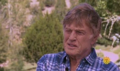 "Robert Redford del ne pension pas filmit ""Old Man and the gun"""