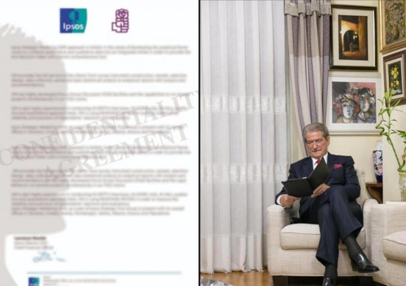 Denoncimi i Berishës: Sondazhi i TCH, në fakt është sondazh i bërë nga Edi Rama