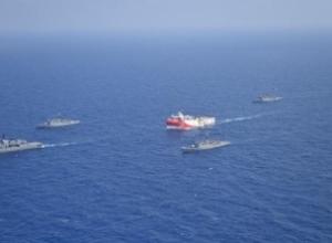 Prag lufte në Mesdhe. Anijet turke në ujërat e Greqisë. Athina kërkon mbledhjen e NATO dhe BE