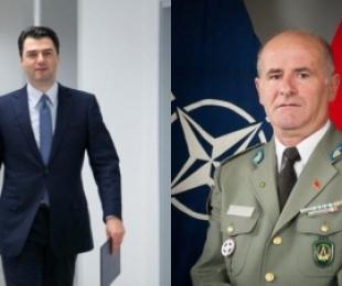 """Gjeneral AHMETAJ:""""Valle delikuentësh rreth bazës së Pashalimanit"""""""