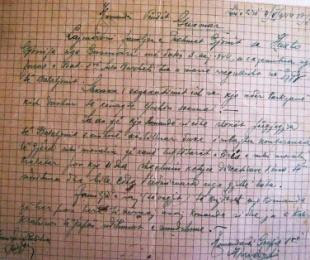1944/Partizania nga Gusmari, u këshillua dhe u pushkatua