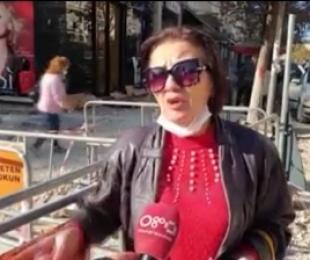 Kontjana Kuçi/Më 25 prill Durrësi do i thotë JO sektit abuziv të betonit dhe korrupsionit.