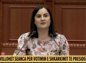 Deputetja Dhimitri kundër shkarkimit të Metës: Hakmarrje, pasi nuk bën kompromis me krimin si qeveria