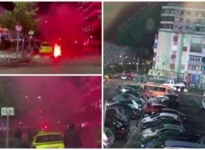 Guerilje në Elbasan, tifozët i shkatërrojnë lokalin arbitrit të Superiores