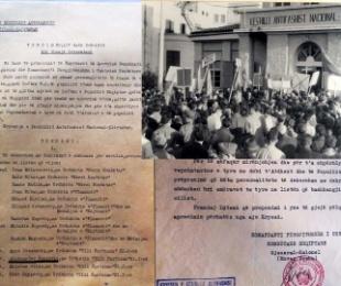 1945/Kur Shqipëria dekoronte Rankoviçin