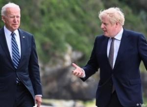 Londër, përmbyllet dita e parë e takimit të G-7ës
