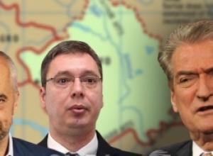 Berisha demaskon paktin Rama-Vuçiç, për 'Ballkanin e Hapur': Përçarës dhe destabilizues!