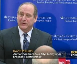 Philips/Shtetet e Bashkuara duhet te mbajne ne kontroll marreveshjet luftarake te Erdoganit
