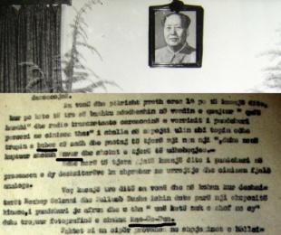 """1970/Burg se nuk shihte me sy Mao Ce Dunin dhe donte vdekjen e """"babës së madh"""""""