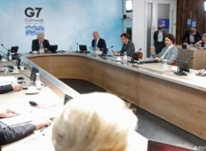 Samiti i G7 në Londër, DW: Fotografi të bukura, vendime të paqarta