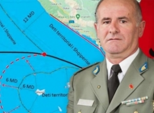 Gjeneral ® Piro AHMETAJ:Zgjerimi me 12 milje i sovranitetit të Greqisë, cënon rëndë interesat detare të RSH.