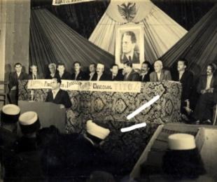 Organizata Bashkimi i Emigrantëve Politikë Shqiptarë në Jugosllavi, në vitet 1951-1954