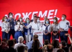 Shpallen rezultatet e para jozyrtare në Maqedoninë e Veriut, LSDM fiton zgjedhjet me 12 mijë vota më shumë sesa VMRO- DPMNE