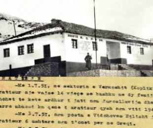Arratisja e 6 ushtarëve nga posta e Vidohovës