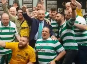 """Intervistë e Presidentit Meta për """"The Sun"""": Lidhja ime e fortë me Celtic FC"""