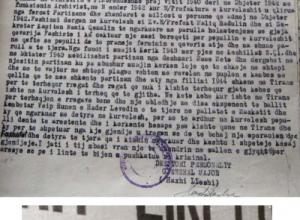 """Prokurori komunist i """"Postribës"""", akuzonte për """"fashizëm"""", por ishte vetë fashist"""