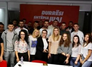 Kërpaçi:Qeverisja e rilindjes e trajton Durrësin si një pronë private. Më 25 Prill, rinia do të ndërtojë me votë Shqipërinë ku të gjithë jetojnë të barabartë