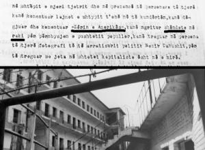 """1960/Në burg se dëgjuan """"Zërin e Amerikës"""""""