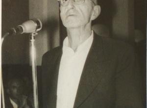 1966/Një fotografi gjyqi në Shkodër