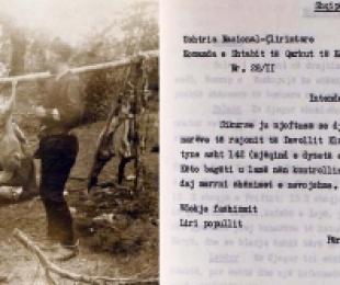 """Faqe të lavdishme të luftës """"nacionalçlirimtare"""", konfiskimi i qenit të stanit dhe gomarit armik"""
