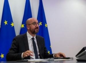 Shtyhet me 1 javë Samiti i BE, Presidenti i Këshillit Europian vetëizolohet pas kontaktit me një roje sigurie të infektuar me COVID-19